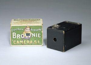 Kodak Brownie 1901